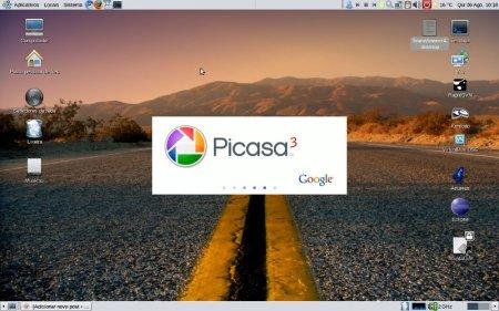 Picasa 4 Linux
