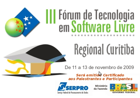 Fórum de Tecnologia em Software Livre